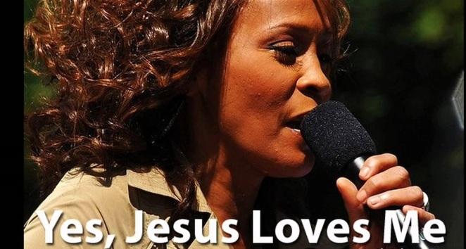 JesusLovesMe