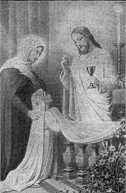 komunia Maryja